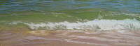 "thumbnail image of painting ""Sunny Waves at Belmar"""